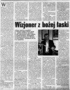 """""""Wizjoner z bożej łaski"""""""