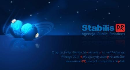 Życzenia Stabilis PR