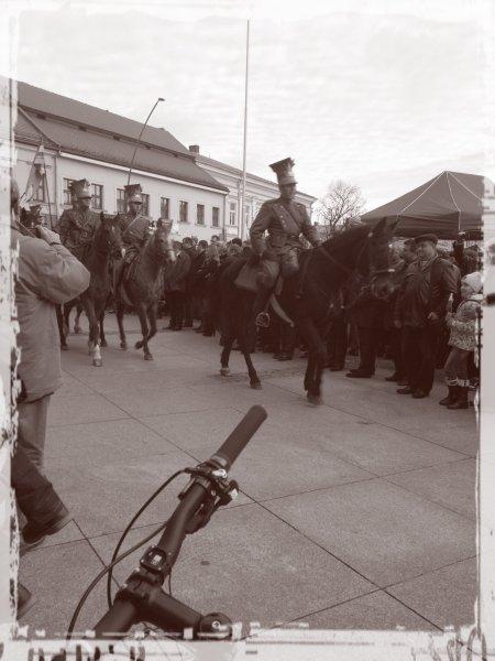 Święto Niepodległości rowerem